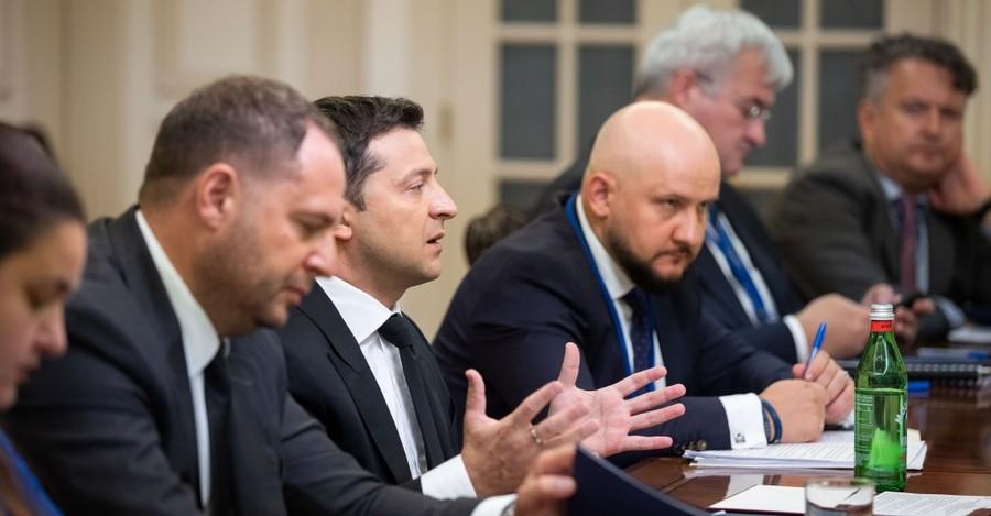 Зеленский в США говорил об освобождении крымских политзаключенных и сотрудничестве с ООН