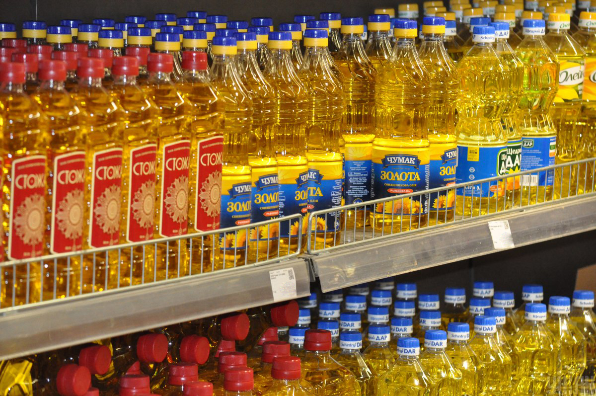 По крайней мере, подсолнечное масло должно подешеветь. Фото: УНИАН