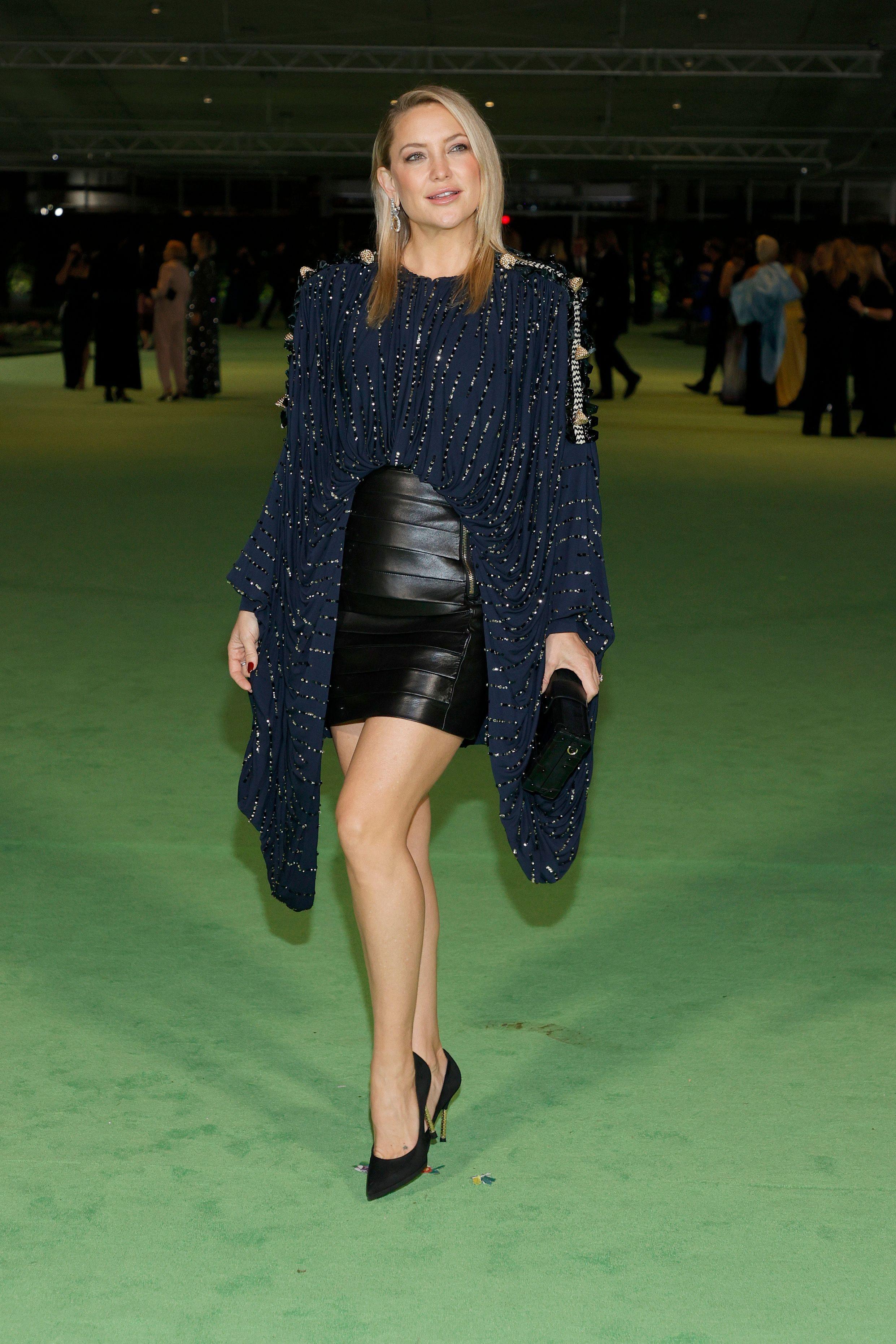 Кейт Хадсон в Louis Vuitton.