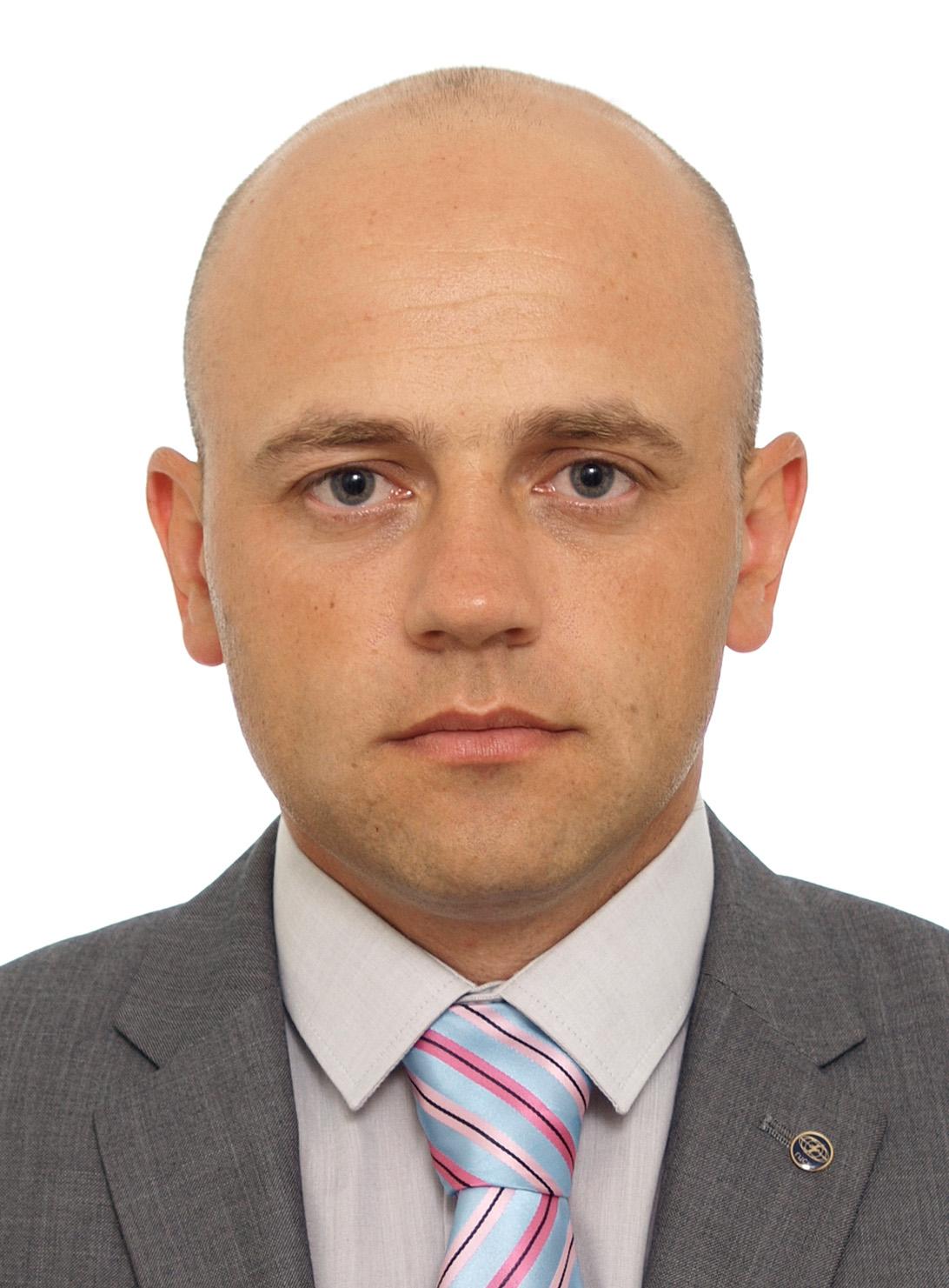 Заместитель начальника Главного центра специального контроля полковник Игорь Корниенко. Фото: gcsk.gov.ua