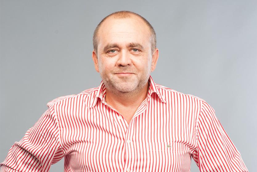 Максим Лабезник. Фото: Личный архив